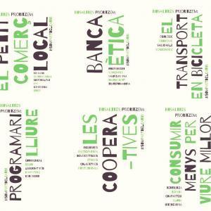 Postals sobre consum conscient per a la teva entitat!