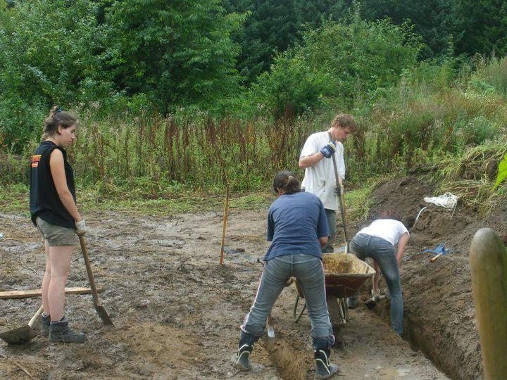 A punt de començar la temporada de camps de voluntariat!
