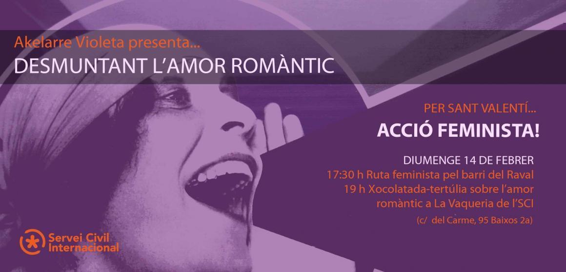 El 14 de febrer, desmuntem l'amor romàntic!