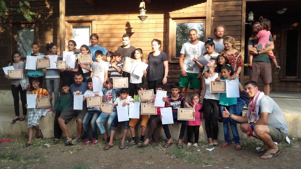 Camp de voluntariat a Diyarbakir (Turquia)- Refugee Solidarity