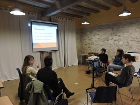 Segona trobada d'organitzacions