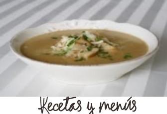 Sopa de hormigonicos – La recepta de Enrique
