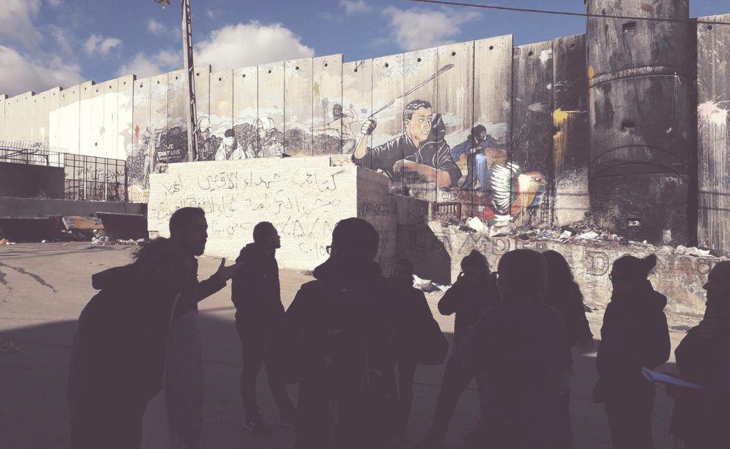 Coneixent la situació a Palestina