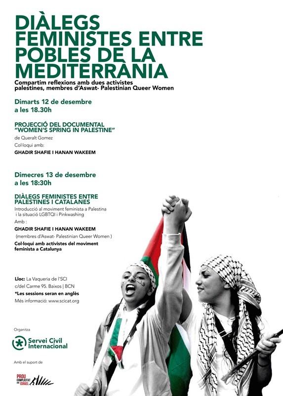 Diàlegs feministes entre pobles de la mediterrània
