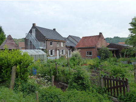 2 places urgents d'EVS a Bèlgica