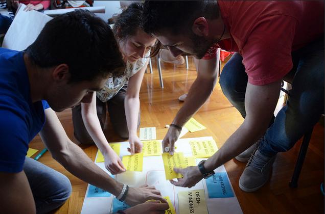 "Participa al seminari ""Go visual! Creative education about migration"" a Polònia!"