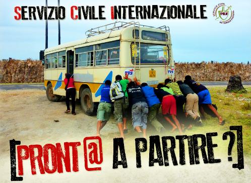 Fes el teu EVS a l'oficina d'SCI Itàlia a Roma!