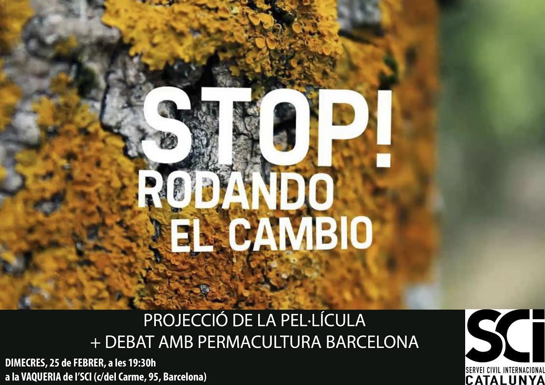 """""""Stop! Rodando el cambio"""" + debat amb Permacultura Barcelona al SoCIal Forum!"""
