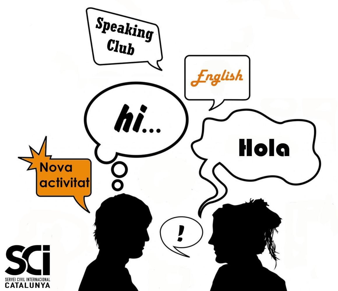 Cada dimecres Speaking Club a l'SCI! T'hi apuntes?