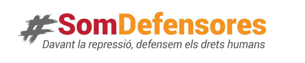 Som defensores: Defensem els drets humans