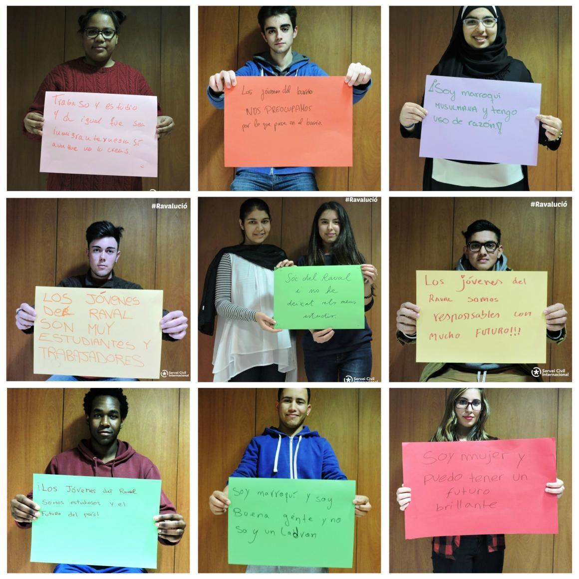 Engeguem la campanya #Ravalució