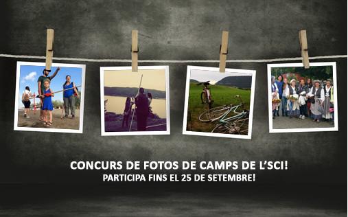 Participa al concurs de fotos de camps!