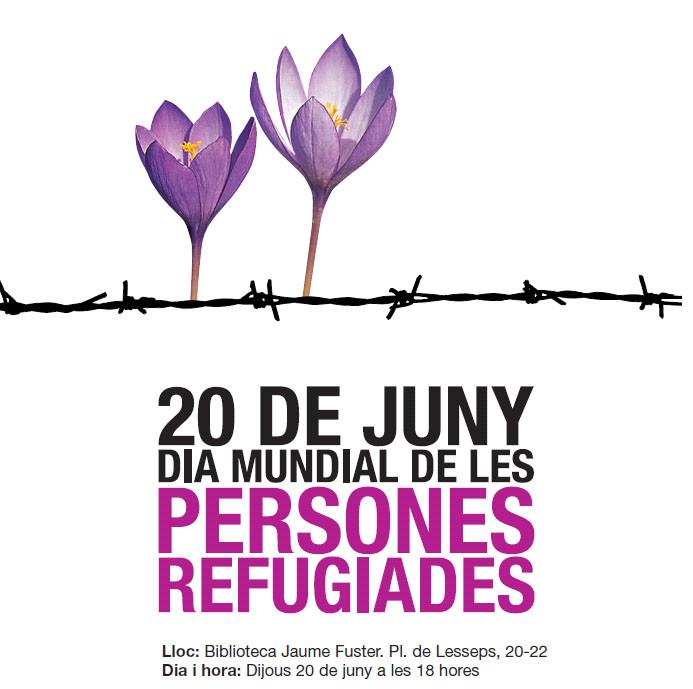 Celebrem el Dia Mundial de les Persones Refugiades