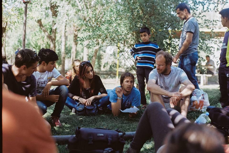 Intercanvi juvenil al kurdistan turc del 2 al 14 de setembre