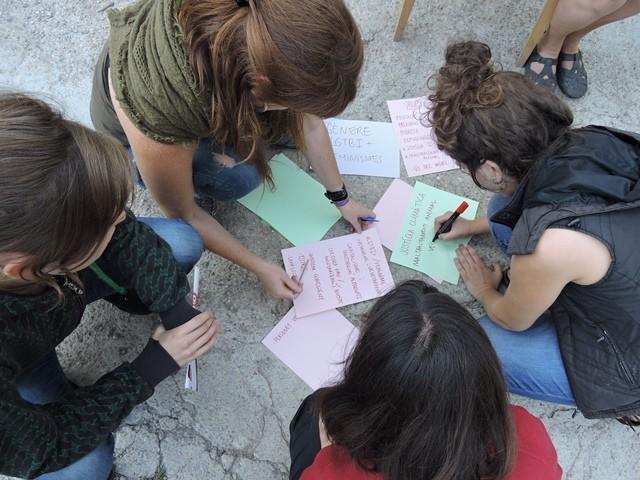 Diversitat de gènere i voluntariat en un seminari a Àustria