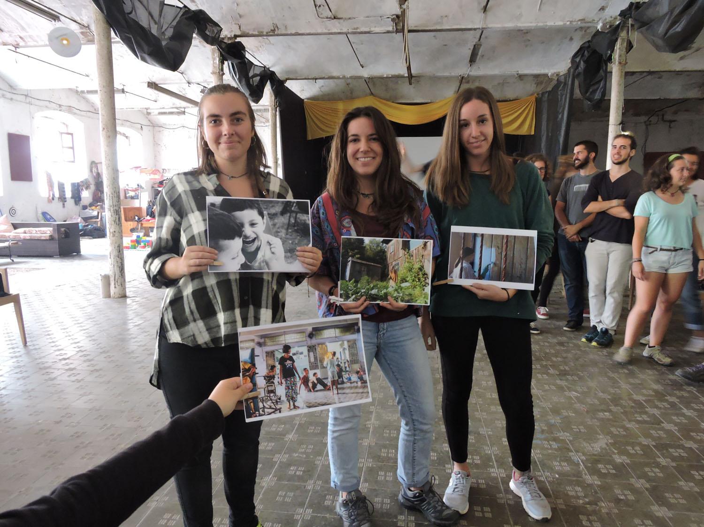 Guanyadores del concurs de fotos de voluntariat!