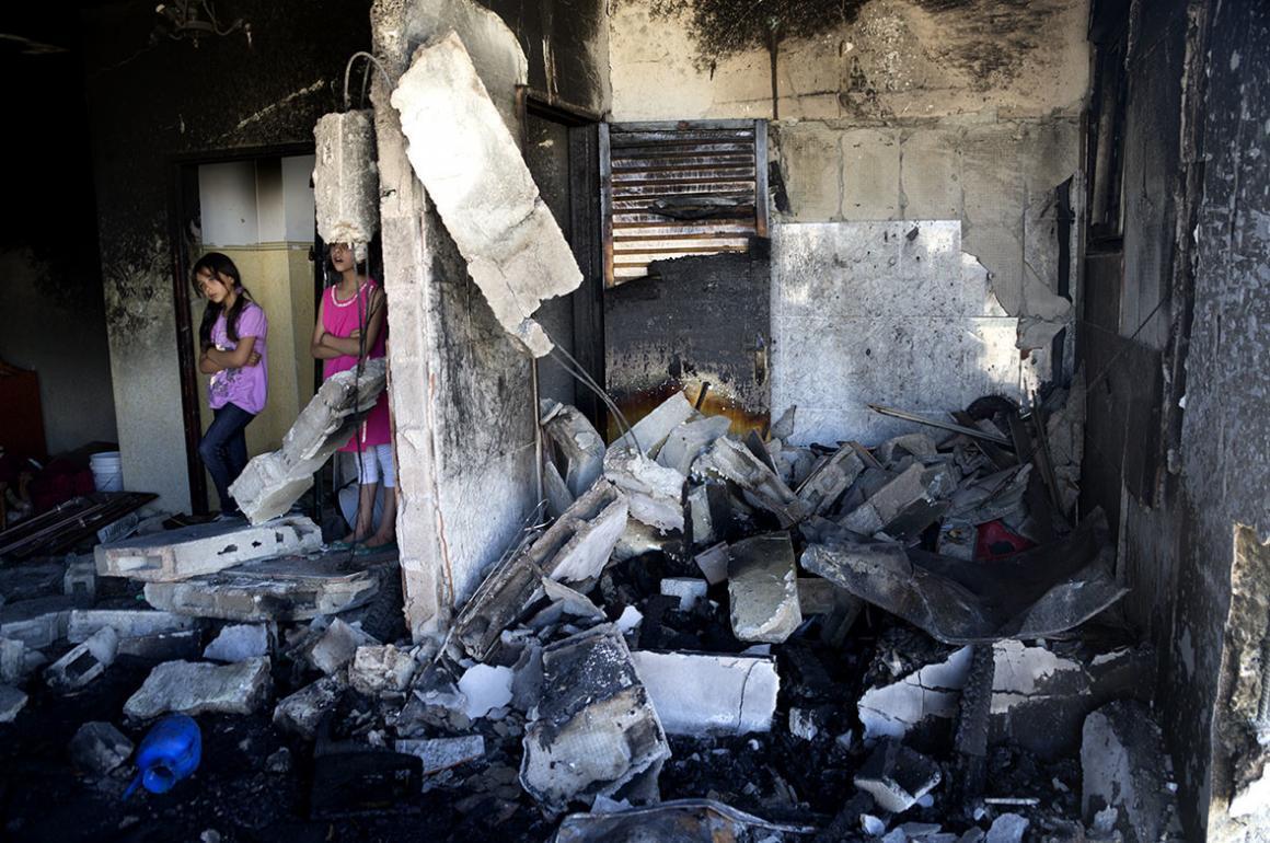 Quan l'escalada de violència israeliana no té fi