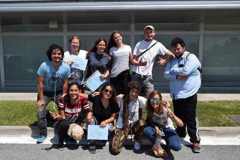 Coordina un camp de voluntariat a Quatre Camins!