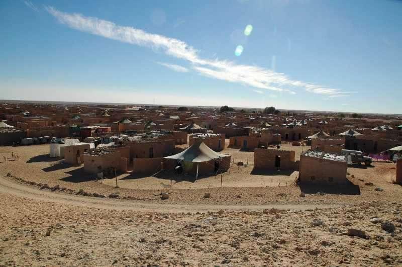 Participa a la visita als campaments de sahrauís del Tindouf (Algèria)