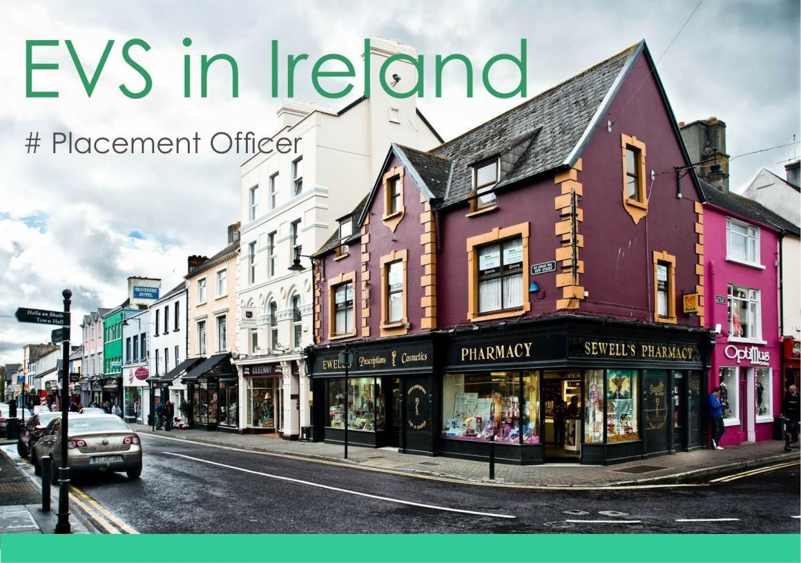 Fes el teu EVS a Dublin!