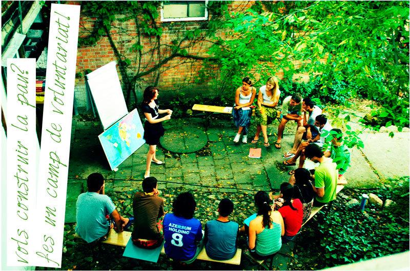 Marató de xerrades de camps de voluntariat!