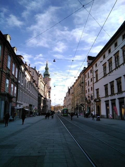 Grüße aus Graz – EVS a Àustria
