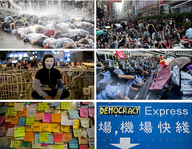 Hong Kong protest: An Observation by a Student from Mainland China