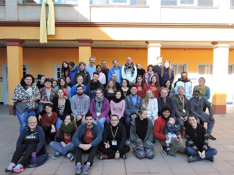 Inaugurada l'assemblea internacional de l'SCI amb la presència de Jordi Palou