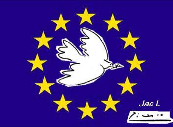 Vols participar en un projecte europeu de construcció de pau?