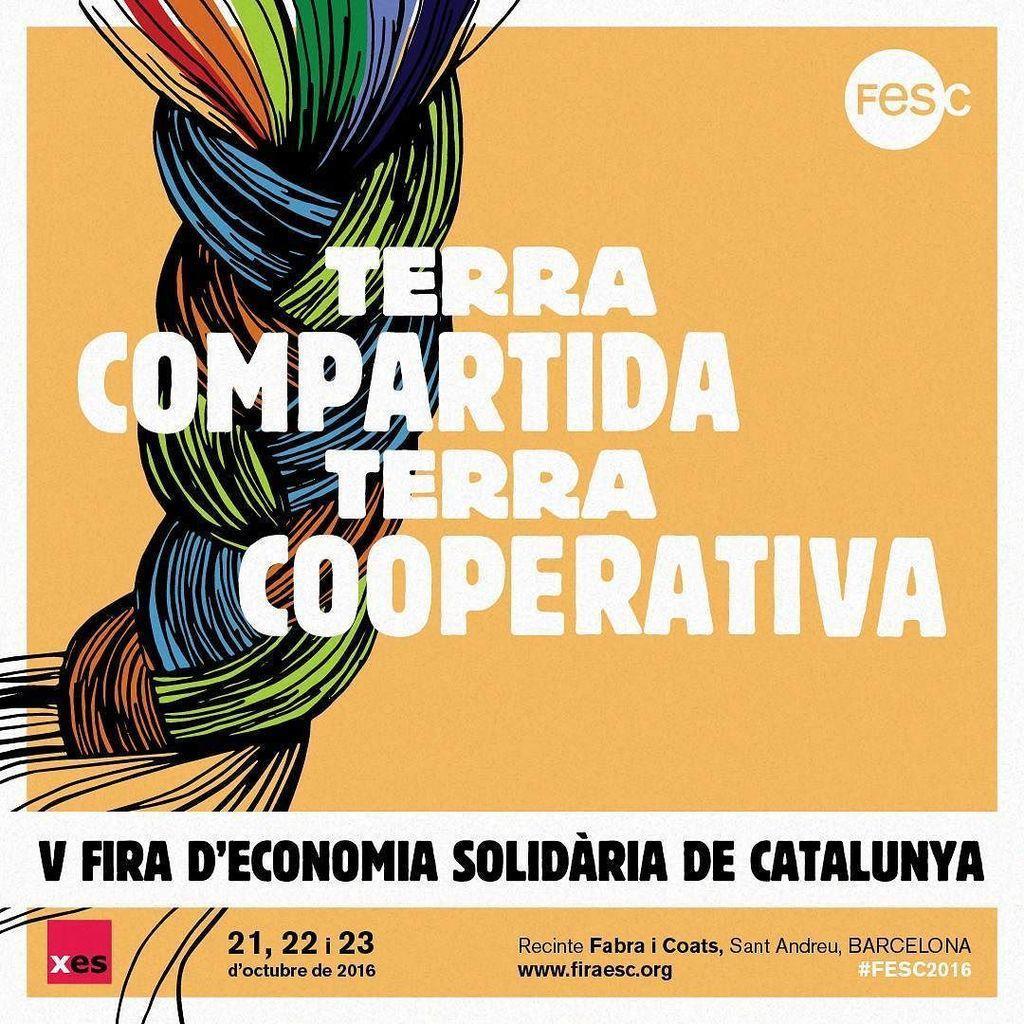 L'SCI a la Fira d'Economia Solidària de Catalunya!