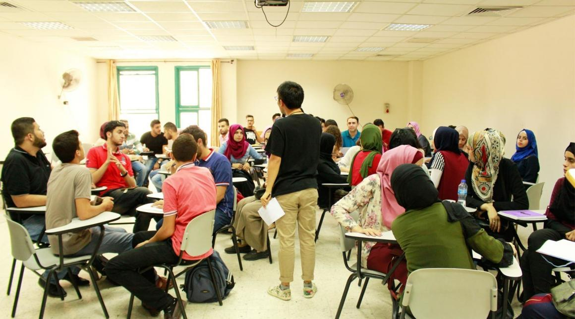 Camps de voluntariat al sud de la Mediterrània