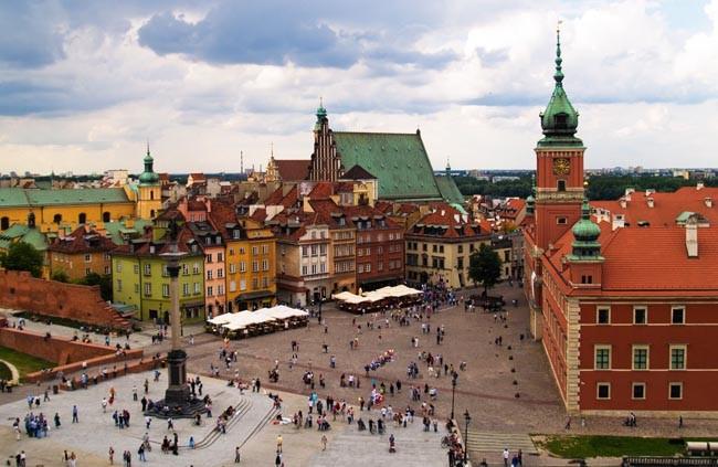 Fes el teu EVS a Polònia!