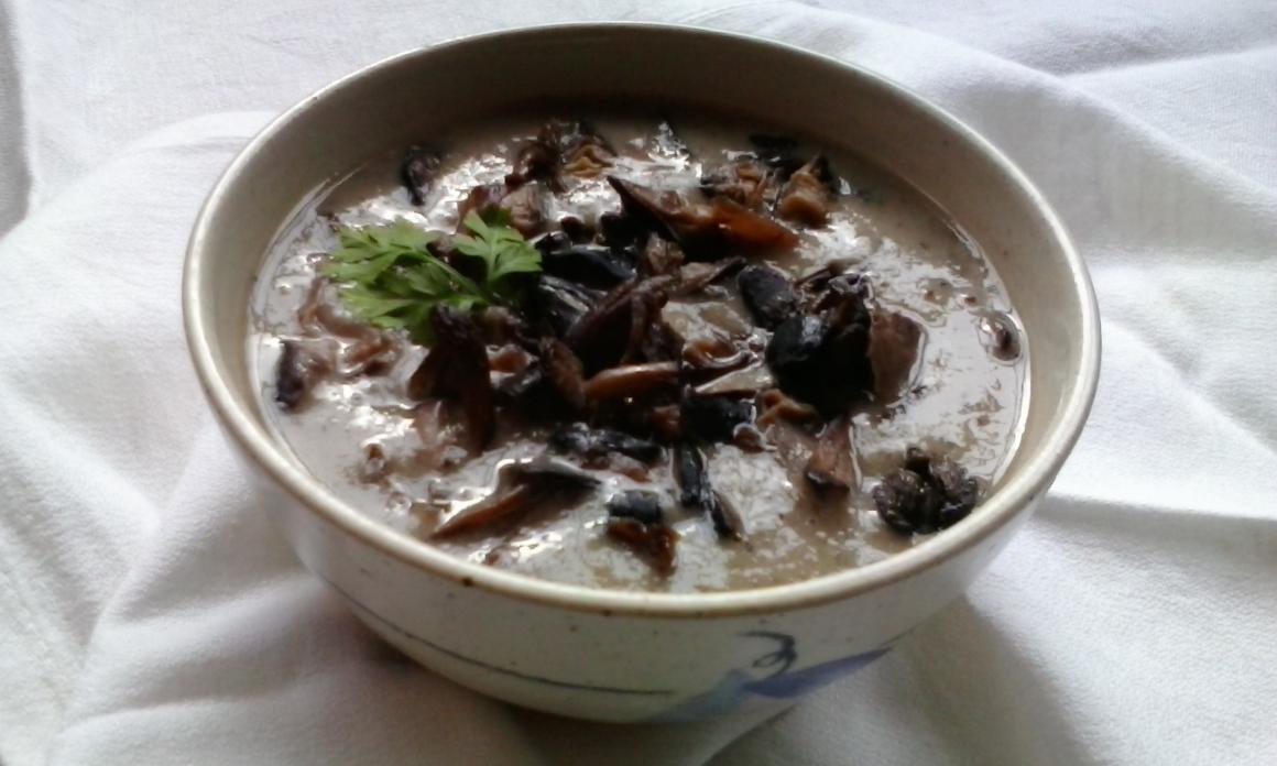 Sopa de fredolics – La recepta de Montserrat