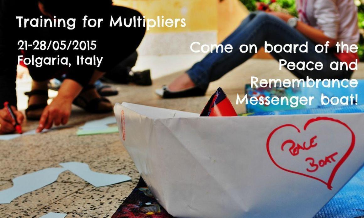 Vols ser un missatger de pau?