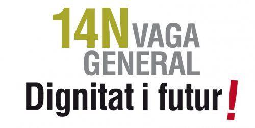 14 novembre: VAGA GENERAL
