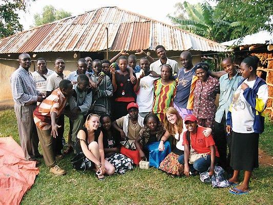 Camp de voluntariat itinerant per Àfrica Oriental