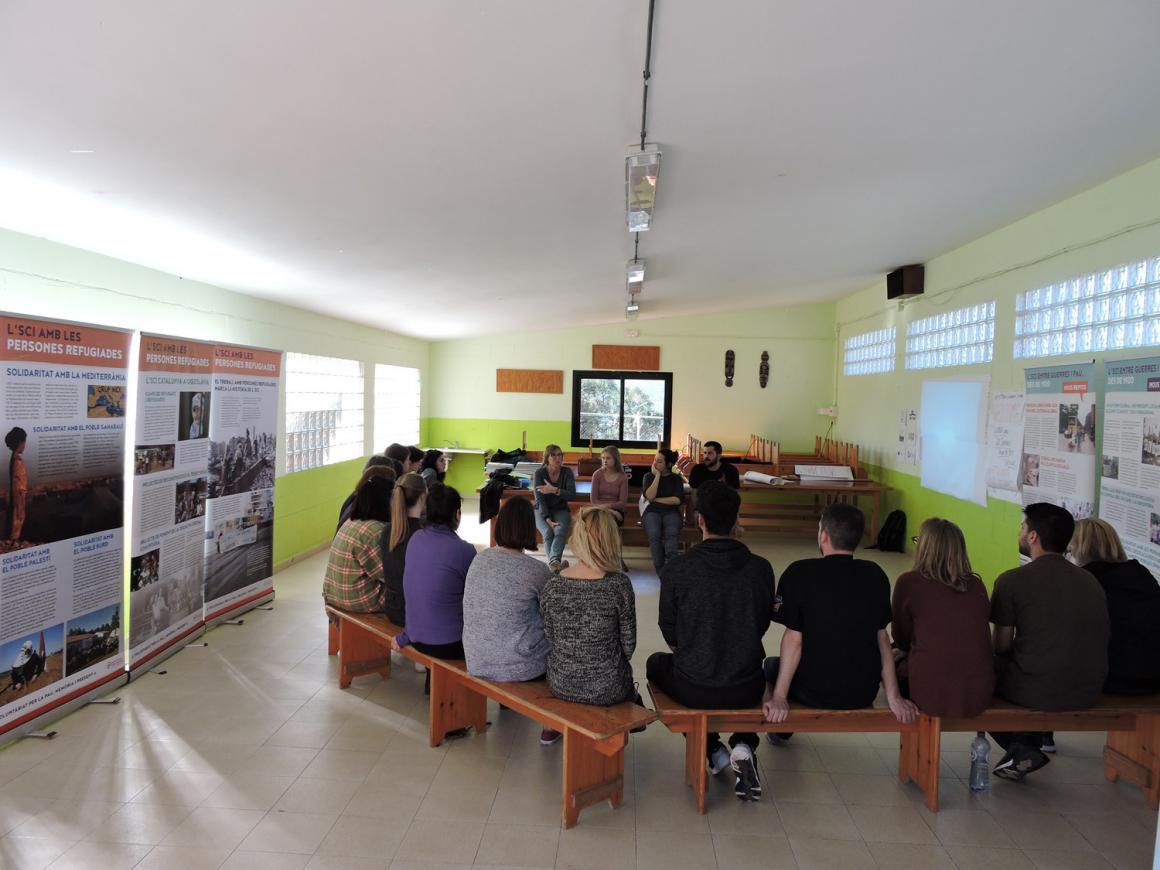 Seminari a Sèrbia sobre les refugiades durant la guerra dels balcans
