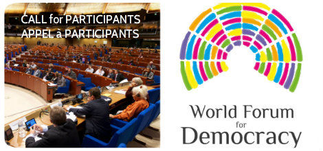 Reescrivim la democràcia? Apunta't al II World Forum for democracy!