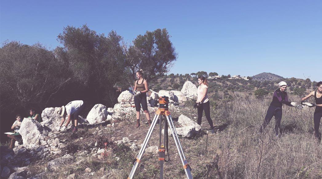Coordina un camp de treball aquest febrer a Mallorca!