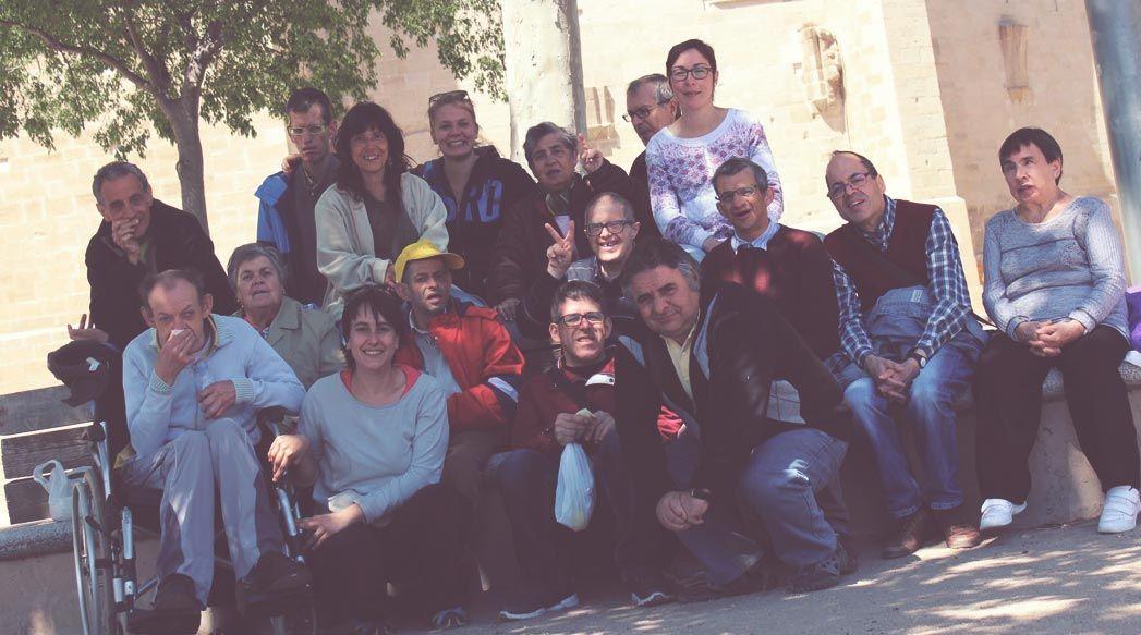Volunteer in Catalunya with Avets Community