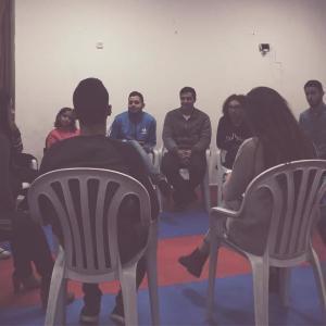 Voluntariat de llarga durada a Haifa, Palestina del 48