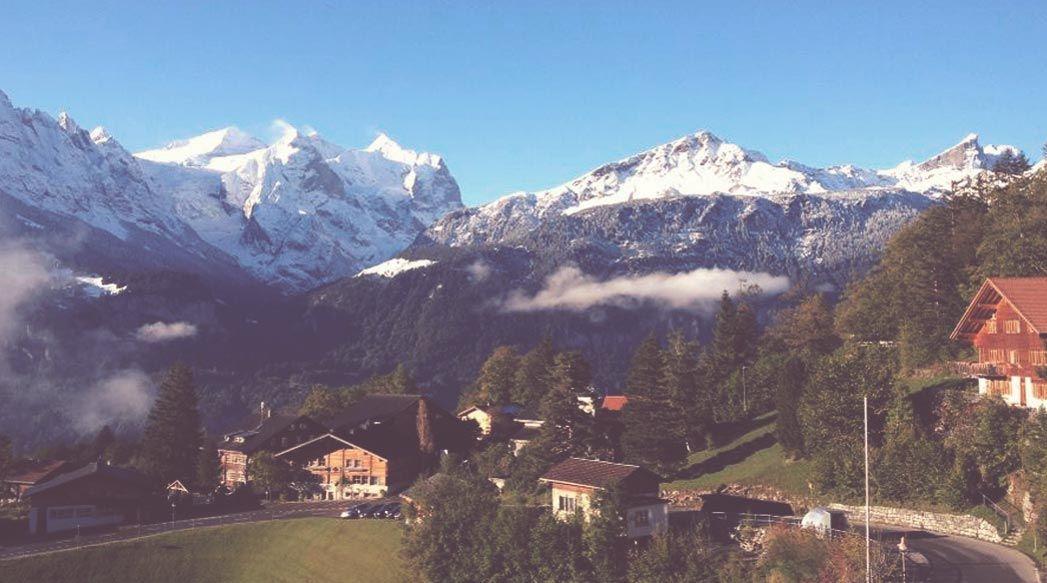 Fes un voluntariat internacional a Suïssa!