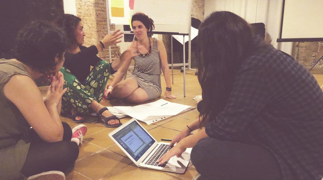 Camp d'estudi sobre migracions i drets humans a Barcelona!