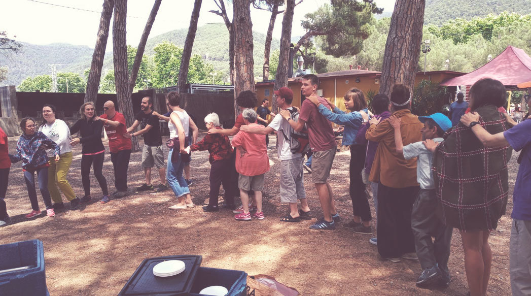 Join a project to support to people with dissabilities in Catalunya
