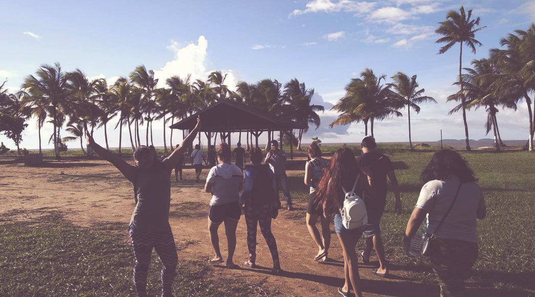 Fes el teu projecte ESC a la Guayana francesa!