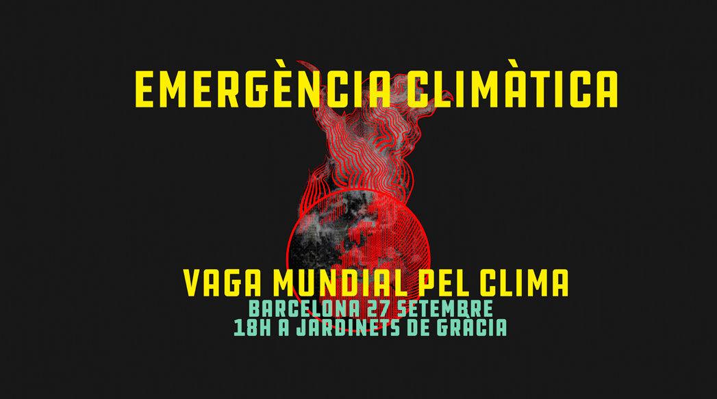 L'SCI se suma a les mobilitzacions pel clima