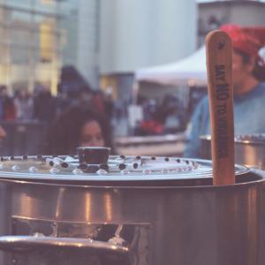 Vine a la 6a edició de la Festa de la sopa!