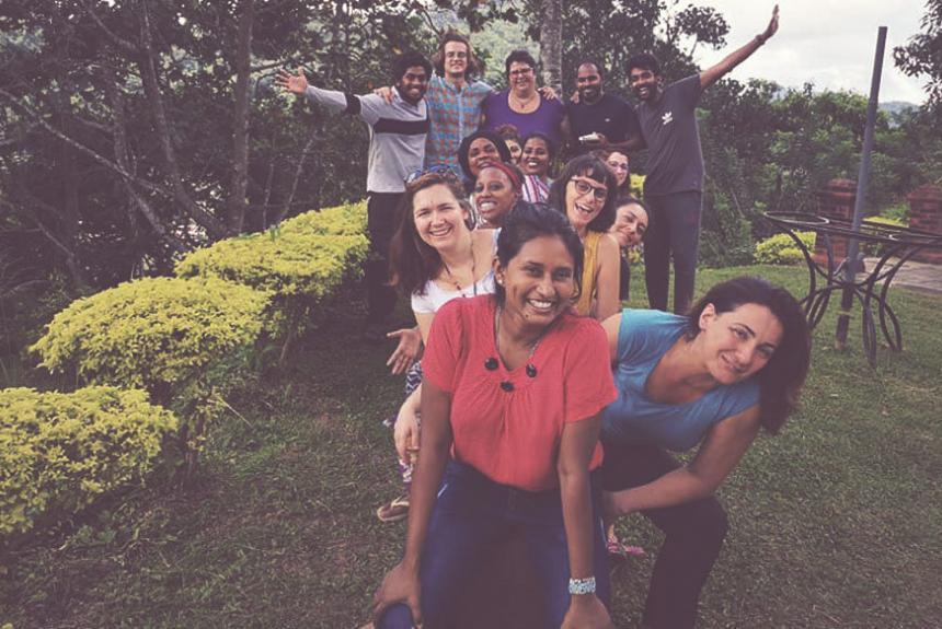 Edumapping a Sri Lanka