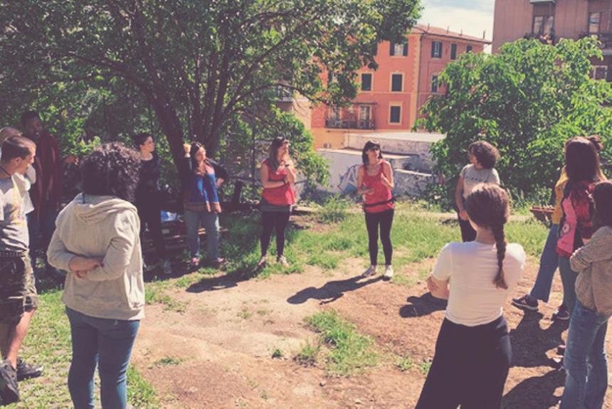 Fes un voluntariat europeu amb SCI Itàlia!