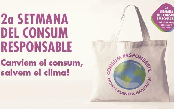 Justícia Climàtica participa a la Setmana del Consum Responsable
